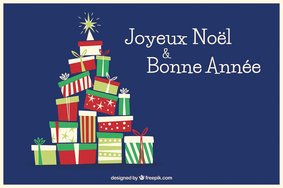 Bonne Annee Joyeux Noel.Joyeux Noel Et Bonne Annee